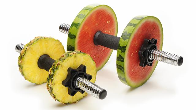 äta direkt efter träning